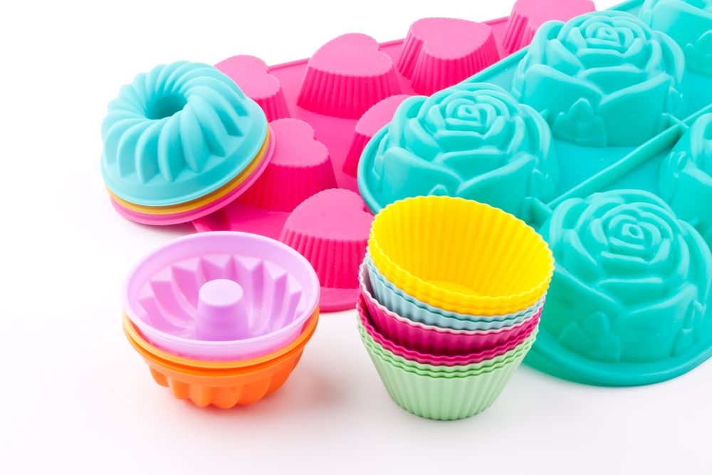 Безопасность силиконовых форм для выпечки и их другие плюсы. Кулинарный блог