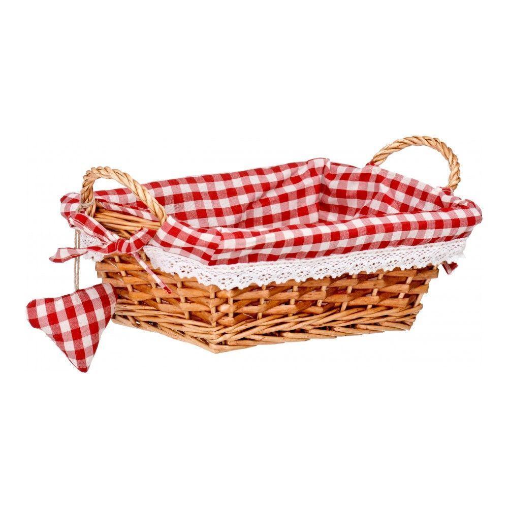 Корзинка под хлеб своими руками 597