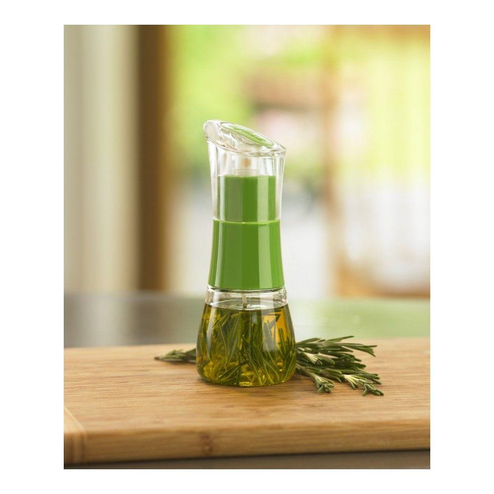 Диспенсер-спрей для масла Zyliss Oil Mister, цвет зелёный изображение №2