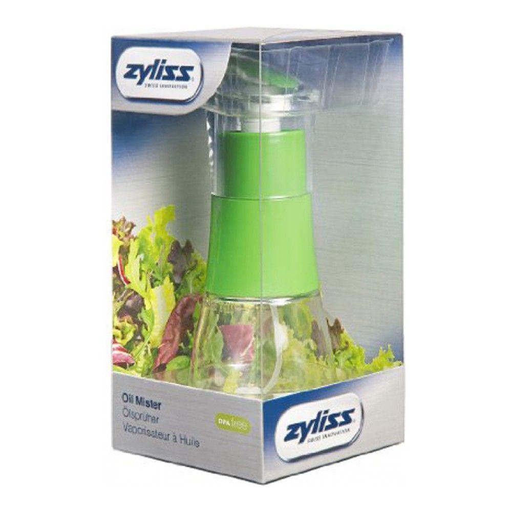 Диспенсер-спрей для масла Zyliss Oil Mister, цвет зелёный изображение №5