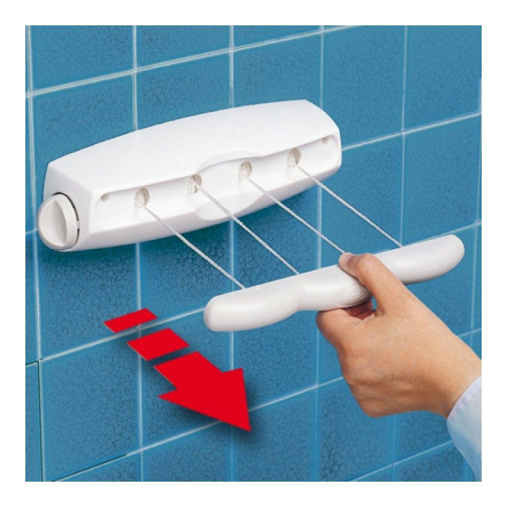 Сушилка Gimi Rotor 4, цвет белый изображение №0