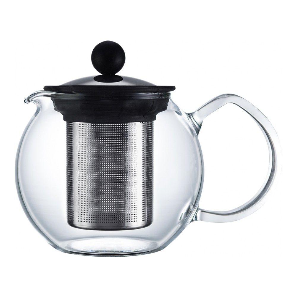 Чайник заварочный Walmer BARON, 0.5л, цвет прозрачный изображение №1