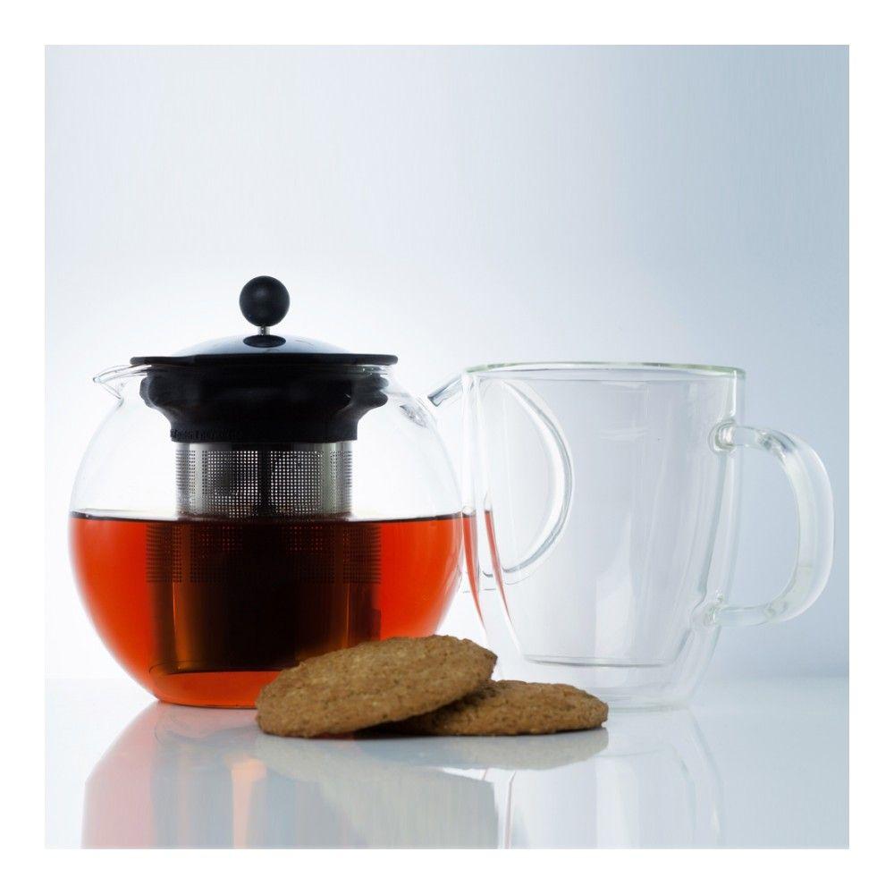 Чайник заварочный Walmer BARON, 0.5л, цвет прозрачный изображение №2