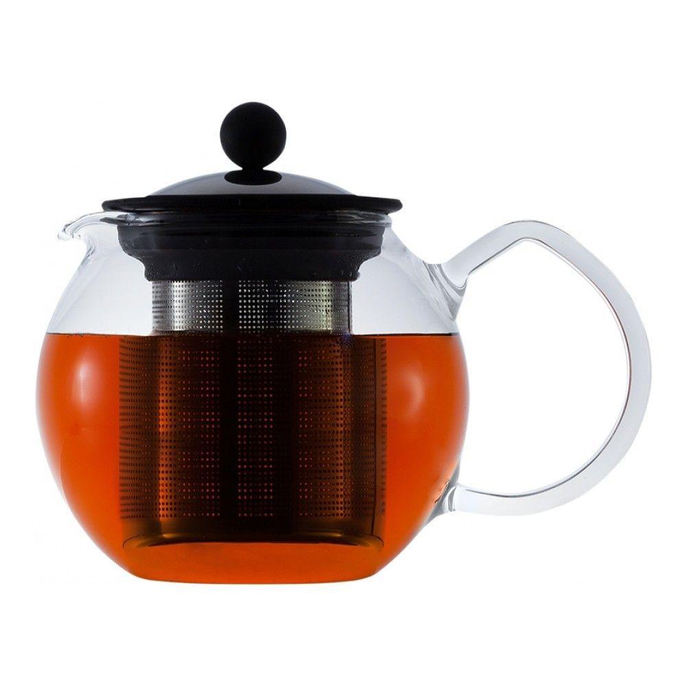 Чайник заварочный Walmer BARON, 0.5л, цвет прозрачный изображение №0