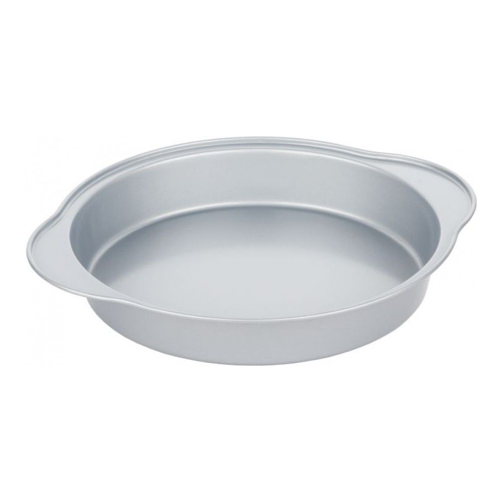 Круглая форма для выпечки Walmer Silver, 24см, цвет серебристый изображение №0