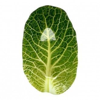 Салатник Walmer Colourful Leaf Lettuce 18х27 см