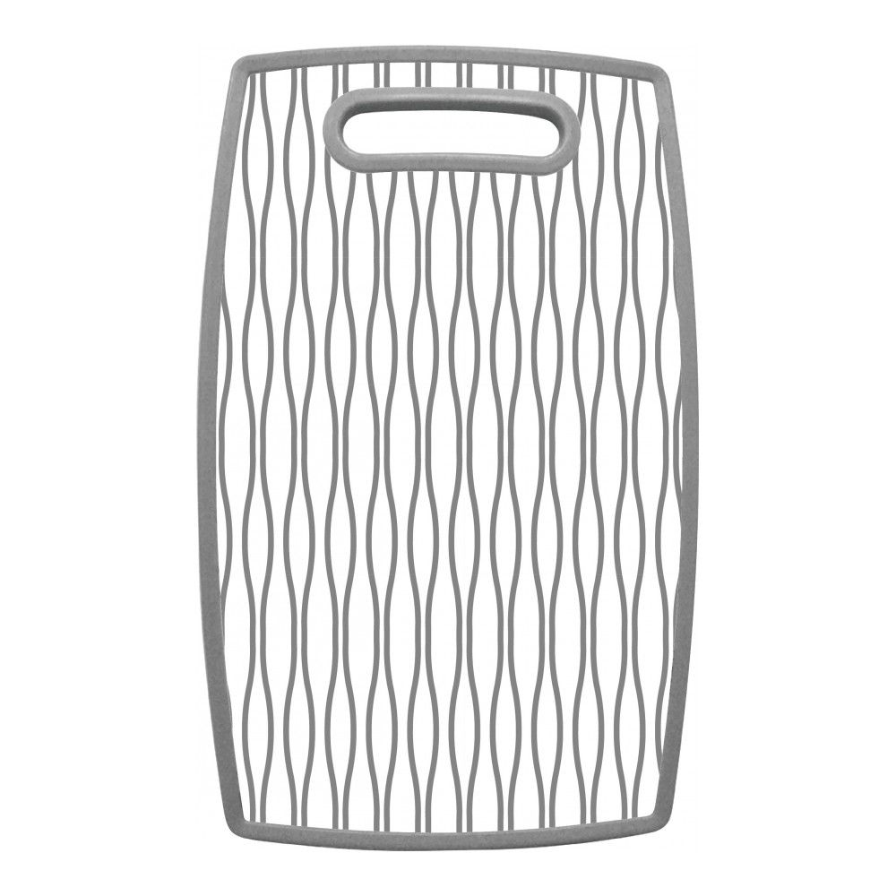Доска разделочная Walmer Graphic, цвет серый изображение №0