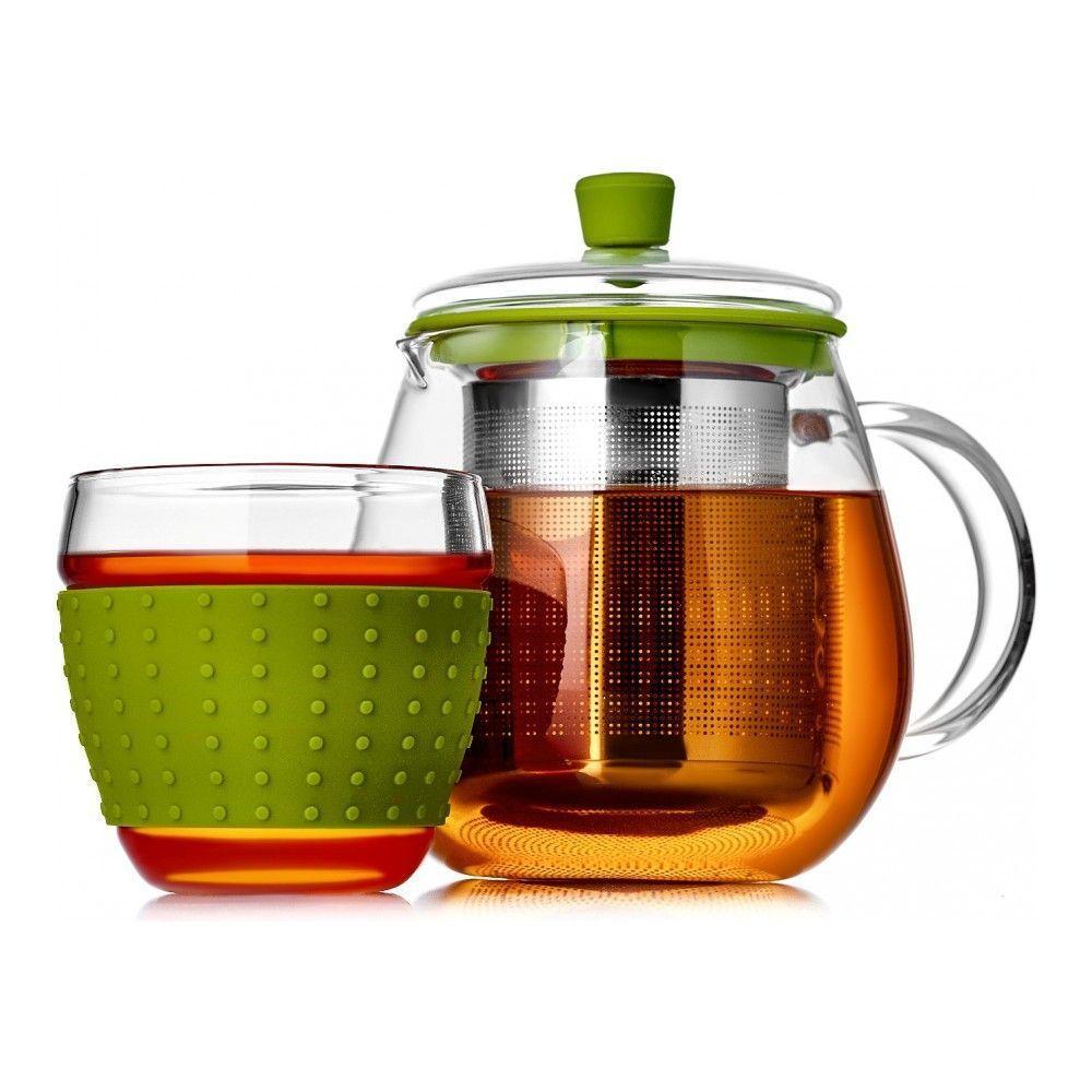 Набор термобокалов Walmer Mint Tea 2 шт, 0.25л, цвет зелёный изображение №1