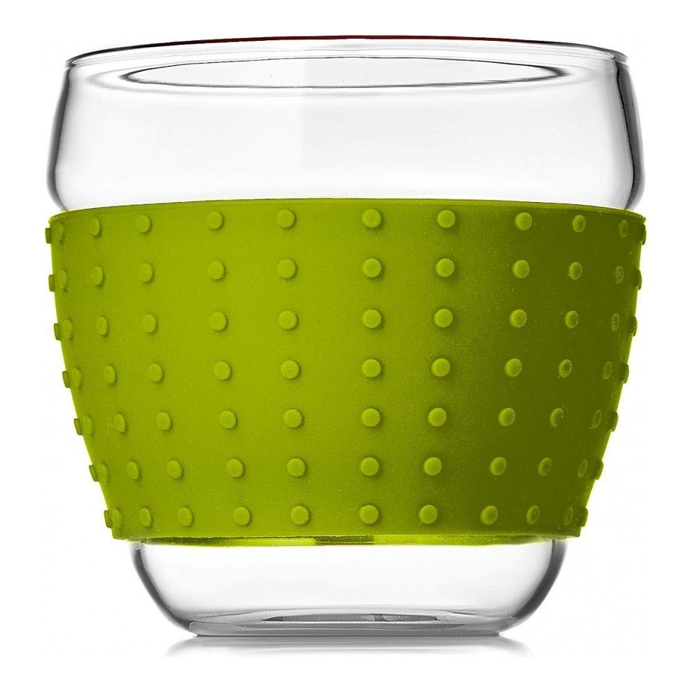 Набор термобокалов Walmer Mint Tea 2 шт, 0.25л, цвет зелёный изображение №0