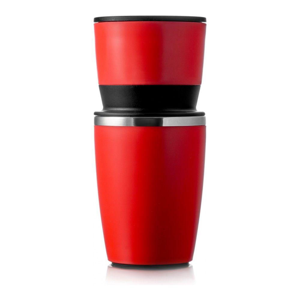 Ручная кофемашина Walmer Arabica (три в одном: кофемолка, кофеварка, термокружка), 0,35л, W24000902