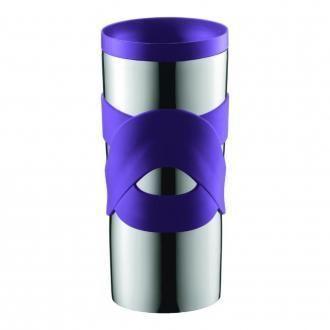 Кружка дорожная BODUM Travel, 0.45л, фиолетовый DOMOS 1539.000