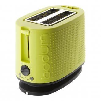 Тостер BODUM Bistro, зеленый DOMOS 4299.000