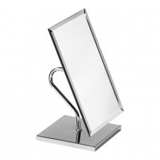 Зеркало прямоугольное на подставке Premier Housewares, хром DOMOS 1699.000