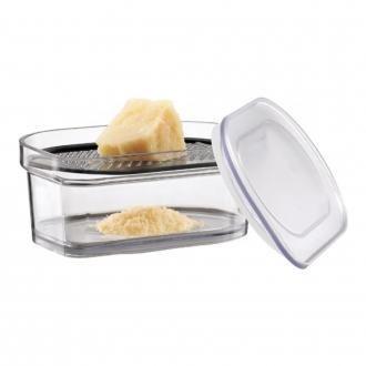 Терка для сыра с контейнером BODUM Parma, прозрачный DOMOS 1225.000