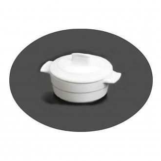 Горшочек для запекания с крышкой круглый Ritzenhoff & Breker Cucina, 13см, белый DOMOS 305.000