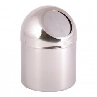 Контейнер косметический для ванной Premier Housewares, 1.3л, хром DOMOS 889.000