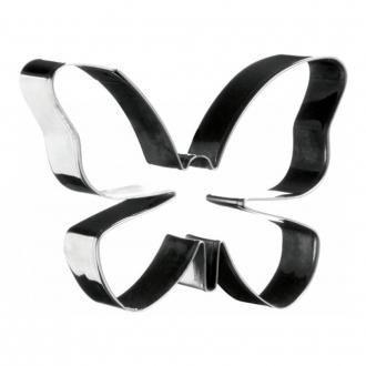 Форма для вырезания печенья Бабочка Premier Housewares, хром DOMOS 55.000
