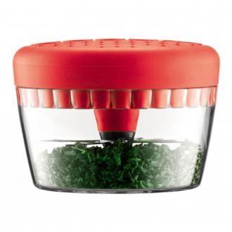 Мельница-измельчитель для зелени BODUM Bistro, красный DOMOS 1195.000