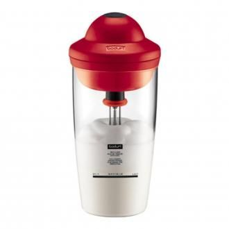 Взбиватель для молока BODUM Latte, 0.2л, красный DOMOS 2165.000