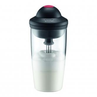 Взбиватель для молока BODUM Latte, 0.2л, чёрный DOMOS 2165.000
