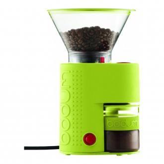 Электрическая кофемолка BODUM Bistro, зеленый DOMOS 7409.000