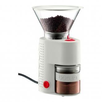 Электрическая кофемолка BODUM Bistro, белый DOMOS 7409.000