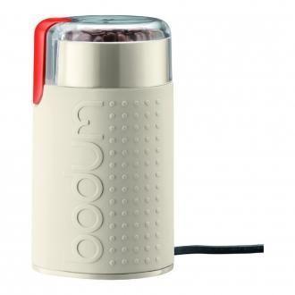 Электрическая ножевая кофемолка BODUM Bistro, белый DOMOS 2149.000