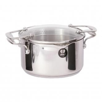 Кастрюля BEKA Chef, 3.3л, хром DOMOS 3919.000