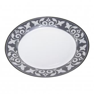 Тарелка обеденная Ritzenhoff & Breker Gloria, белый DOMOS 545.000