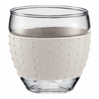 Набор стаканов (2 штуки) BODUM Pavina, 0.35л, белый DOMOS 799.000