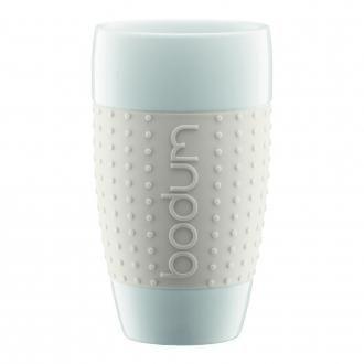 Набор стаканов (2 штуки) BODUM Pavina, 0.5л, белый DOMOS 1195.000
