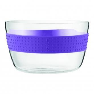 Салатник BODUM Pavina, 21см, фиолетовый DOMOS 1139.000