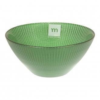 Чаша La Mediterranea Linum, коричнево-зеленый металлик DOMOS 309.000