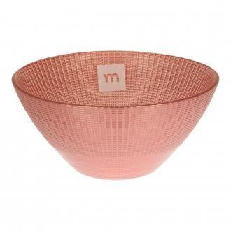 Чаша La Mediterranea Linum, розовый металлик DOMOS 309.000
