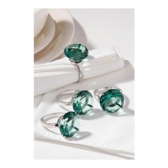 Набор зажимов для салфеток 4 штуки Premier Housewares, зеленый DOMOS 849.000