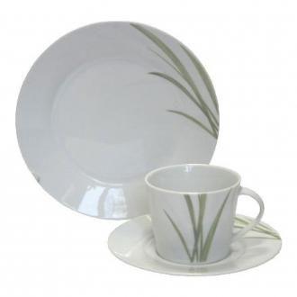 Сервиз кофейный 18 предметов Ritzenhoff & Breker Aveda, белый DOMOS 2519.000