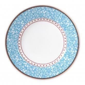 Тарелка обеденная PiP Studio, голубой DOMOS 495.000