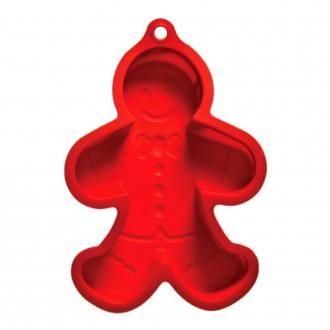 Форма для кекса Premier Housewares Человечек, красный DOMOS 545.000