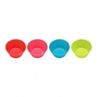 Набор форм для кексов 4 штуки Premier Housewares Кружок, в ассортименте DOMOS 219.000