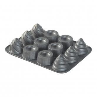 Форма для 6 кексов