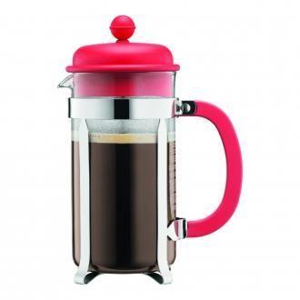 Кофейник френч-пресс BODUM Caffetteria, 0.35л, красный DOMOS 1399.000