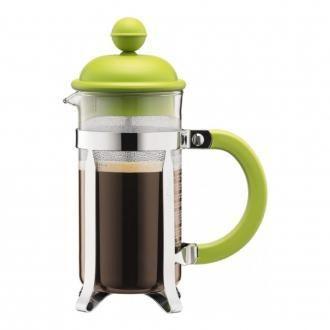 Кофейник френч-пресс BODUM Caffetteria, 0.35л, зеленый DOMOS 1399.000