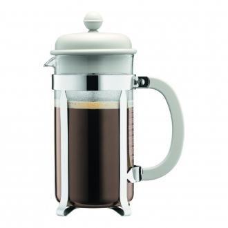 Кофейник френч-пресс BODUM Caffetteria, 0.35л, белый DOMOS 1399.000