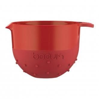Миска Bodum Bistro, 0.7л, красный DOMOS 615.000