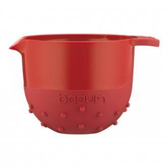 Миска Bodum Bistro, 0.3л, красный DOMOS 455.000