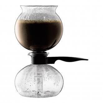 Кофеварка вакуумная BODUM Santos, 1л, прозрачный DOMOS 3165.000