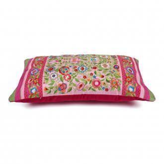 Подушка PiP Studio Восточные цветы, розовый DOMOS 2419.000