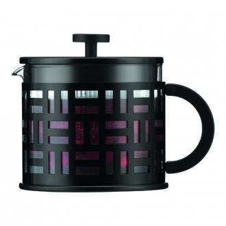 Чайник заварочный с прессом Bodum Eileen, 1.5л, чёрный DOMOS 3339.000