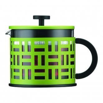 Чайник заварочный с прессом Bodum Eileen, 1.5л, зеленый DOMOS 3339.000