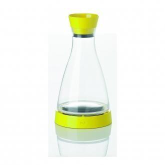 Графин с охлаждающим элементом EMSA FLOW, 1л, желтый DOMOS 1290.000